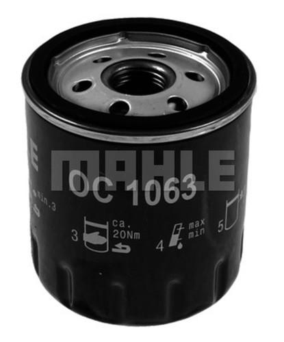 MAHLE ORIGINAL - Engine Oil Filter - MHL OC 1063