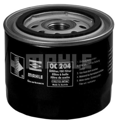 MAHLE ORIGINAL - Engine Oil Filter - MHL OC 204