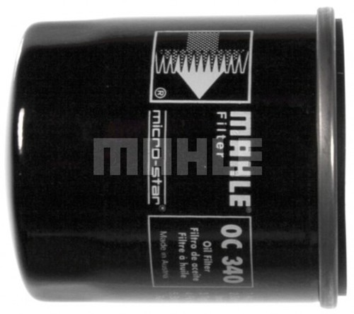 MAHLE ORIGINAL - Engine Oil Filter - MHL OC 340