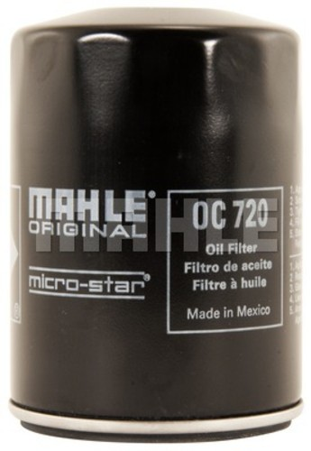 MAHLE ORIGINAL - Engine Oil Filter - MHL OC 720