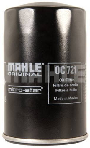 MAHLE ORIGINAL - Engine Oil Filter - MHL OC 721