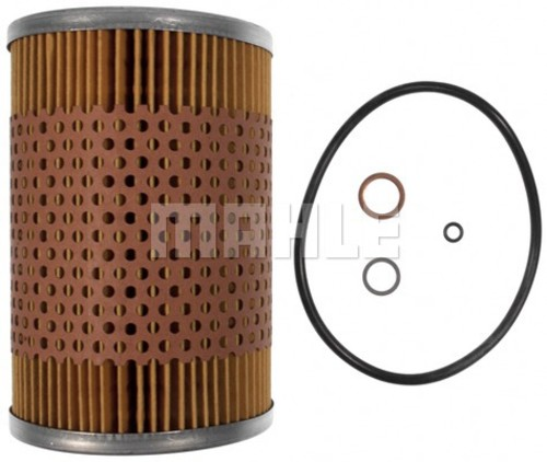 MAHLE ORIGINAL - Engine Oil Filter - MHL OX 41D
