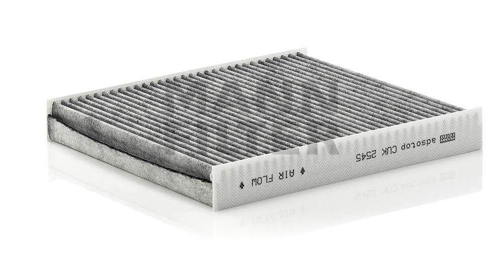 MANN-FILTER - Cabin Air Filter - MNH CUK 2545