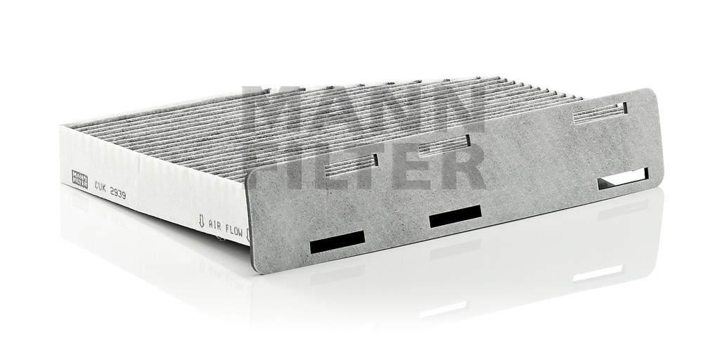MANN-FILTER - Cabin Air Filter - MNH CUK 2939
