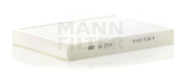 MANN-FILTER - Cabin Air Filter - MNH CU 2733