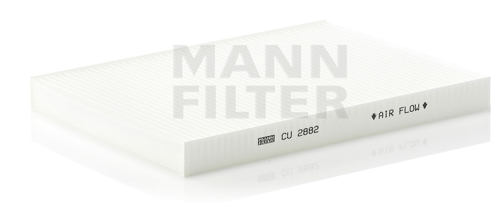 MANN-FILTER - Cabin Air Filter - MNH CU 2882