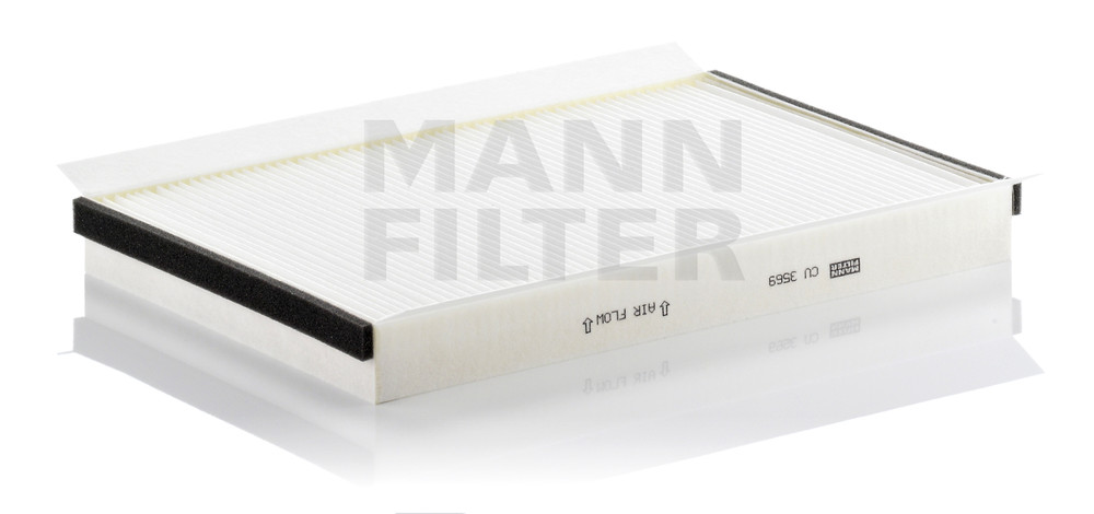 MANN-FILTER - Cabin Air Filter - MNH CU 3569