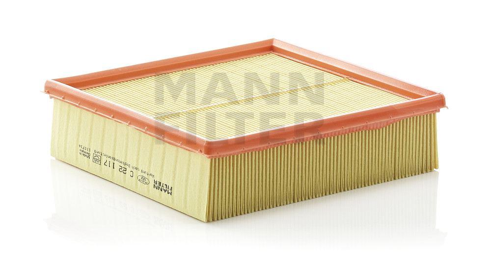 MANN-FILTER - Air Filter - MNH C 22 117