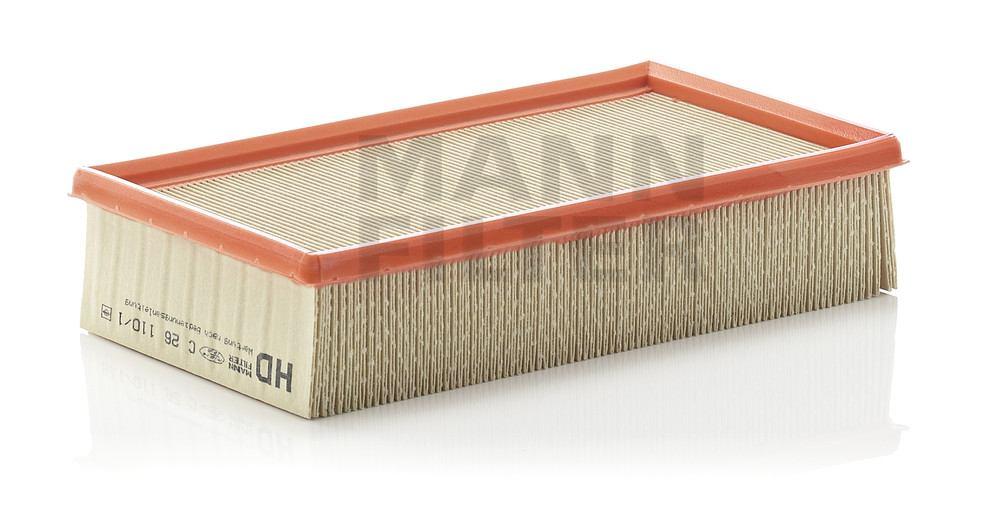 MANN-FILTER - Air Filter - MNH C 26 110/1
