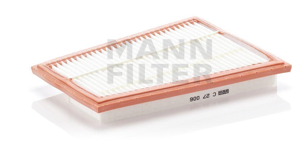 MANN-FILTER - Air Filter - MNH C 27 006