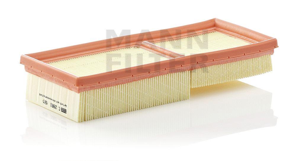 MANN-FILTER - Air Filter - MNH C 2861-2