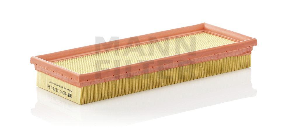 MANN-FILTER - Air Filter - MNH C 3170/1-2