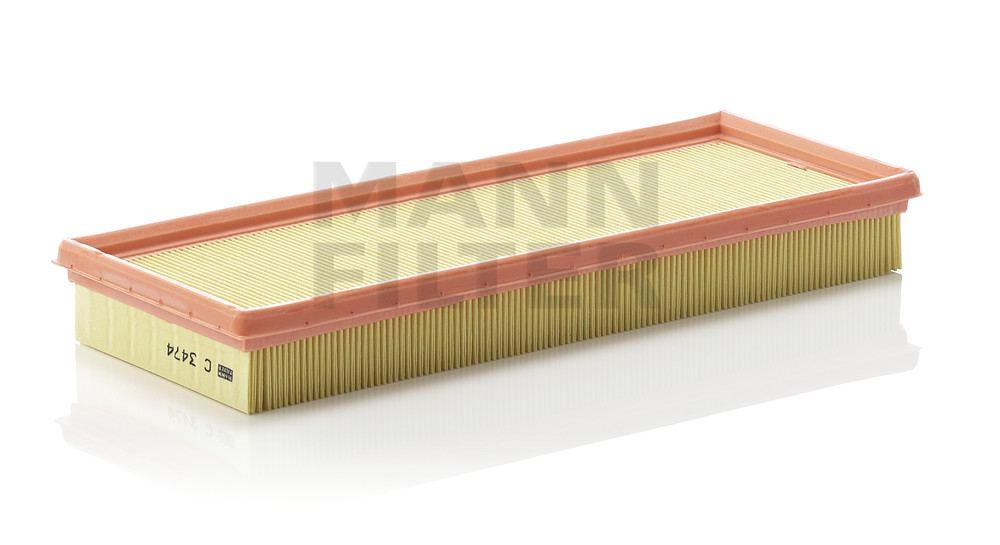 MANN-FILTER - Air Filter - MNH C 3474