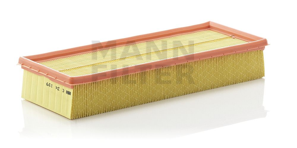 MANN-FILTER - Air Filter - MNH C 34 109