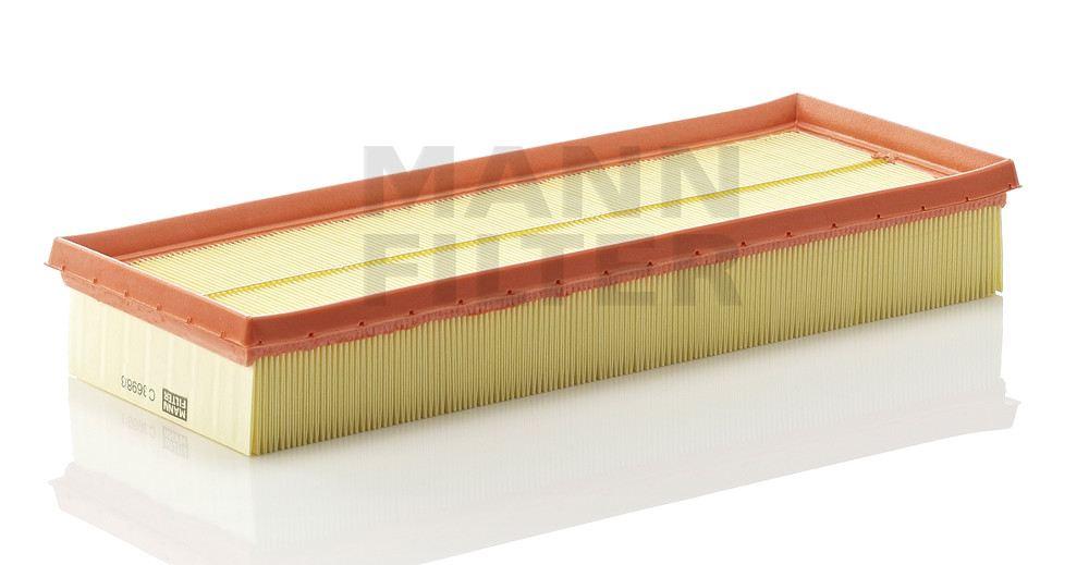 MANN-FILTER - Air Filter - MNH C 3698/3-2