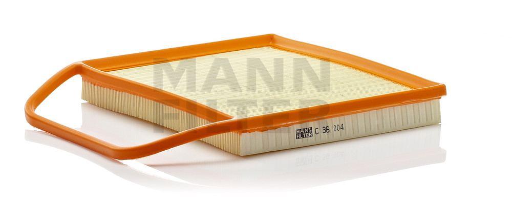 MANN-FILTER - Air Filter - MNH C 36 004