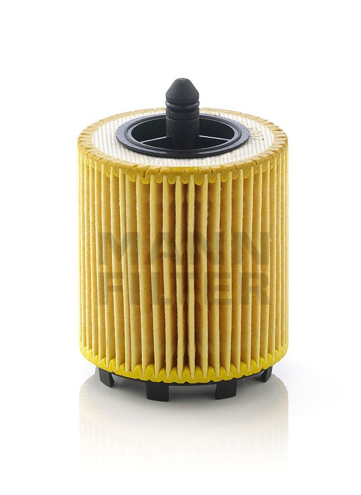 MANN-FILTER - Engine Oil Filter - MNH HU 6007 X
