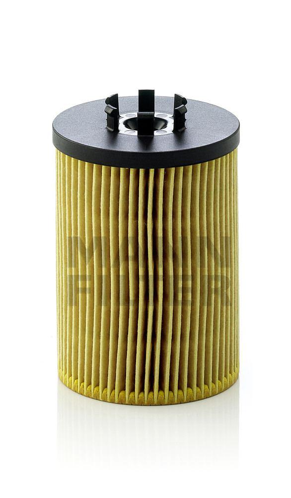 MANN-FILTER - Engine Oil Filter - MNH HU 715/5 X
