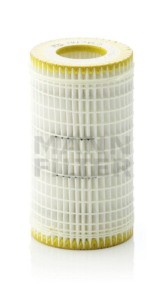 MANN-FILTER - Engine Oil Filter - MNH HU 718/5 X