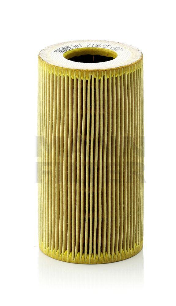 MANN-FILTER - Engine Oil Filter - MNH HU 719/5 X