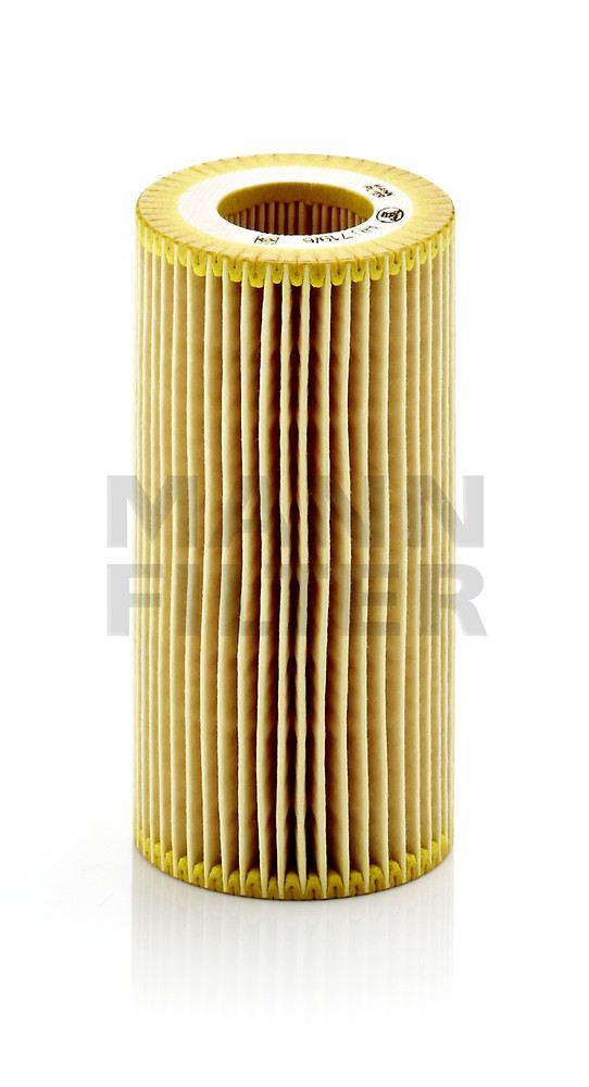 MANN-FILTER - Engine Oil Filter - MNH HU 719/6 X
