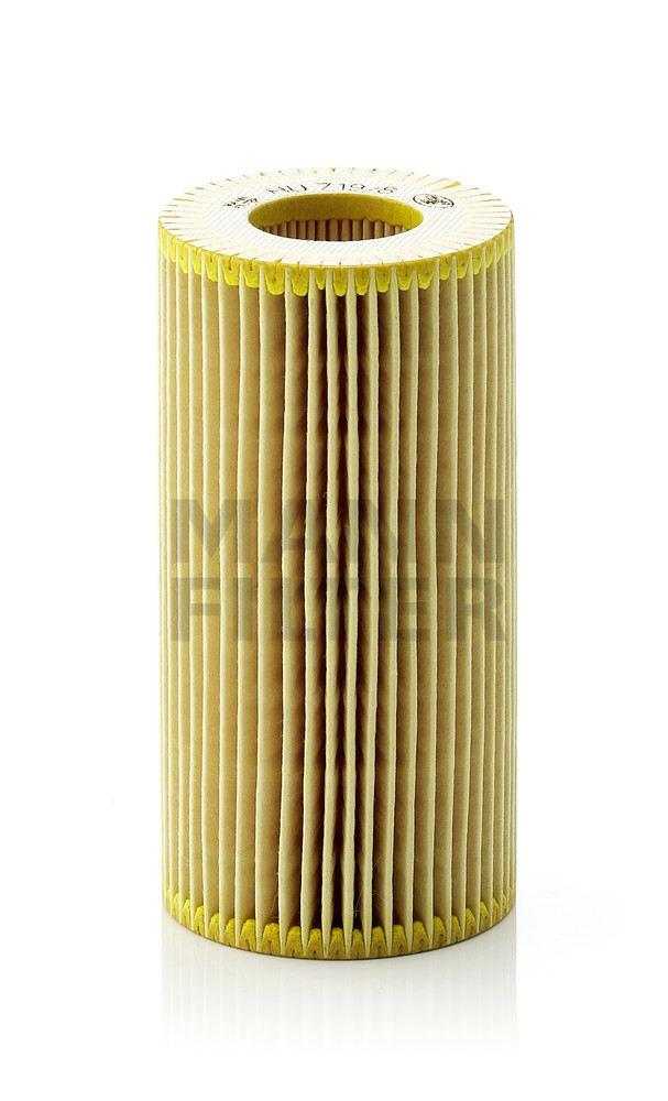 MANN-FILTER - Engine Oil Filter - MNH HU 719/8 X