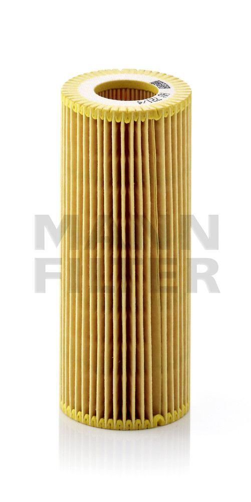 MANN-FILTER - Engine Oil Filter - MNH HU 721/4 X