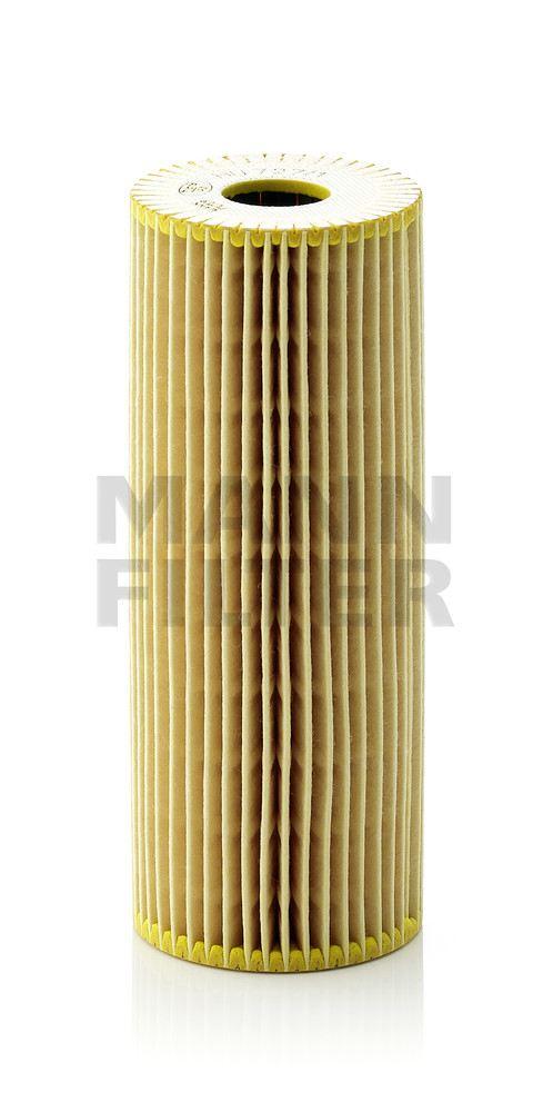 MANN-FILTER - Engine Oil Filter - MNH HU 727/1 X