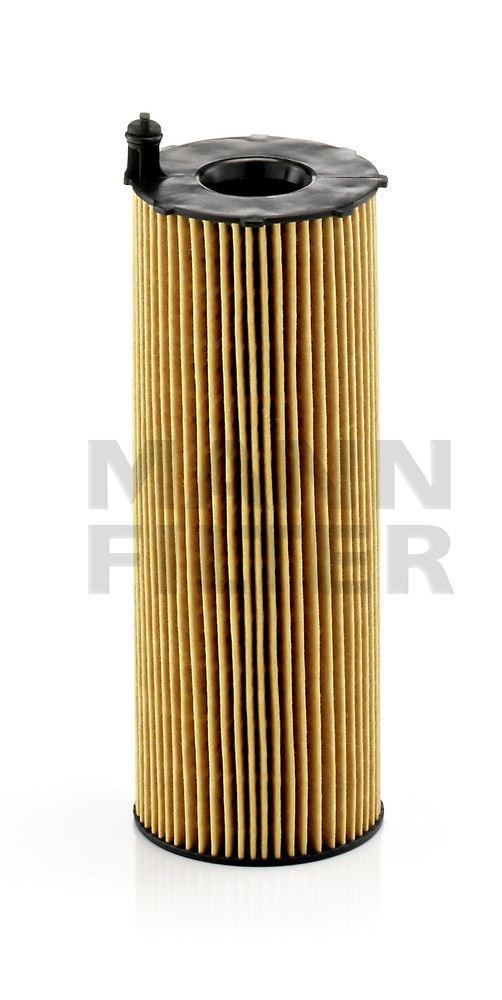 MANN-FILTER - Engine Oil Filter - MNH HU 8001 X