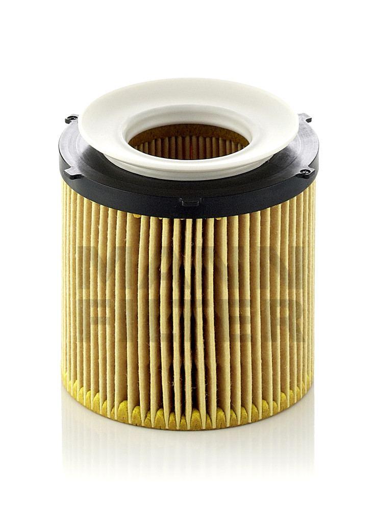 MANN-FILTER - Engine Oil Filter - MNH HU 8002 Y