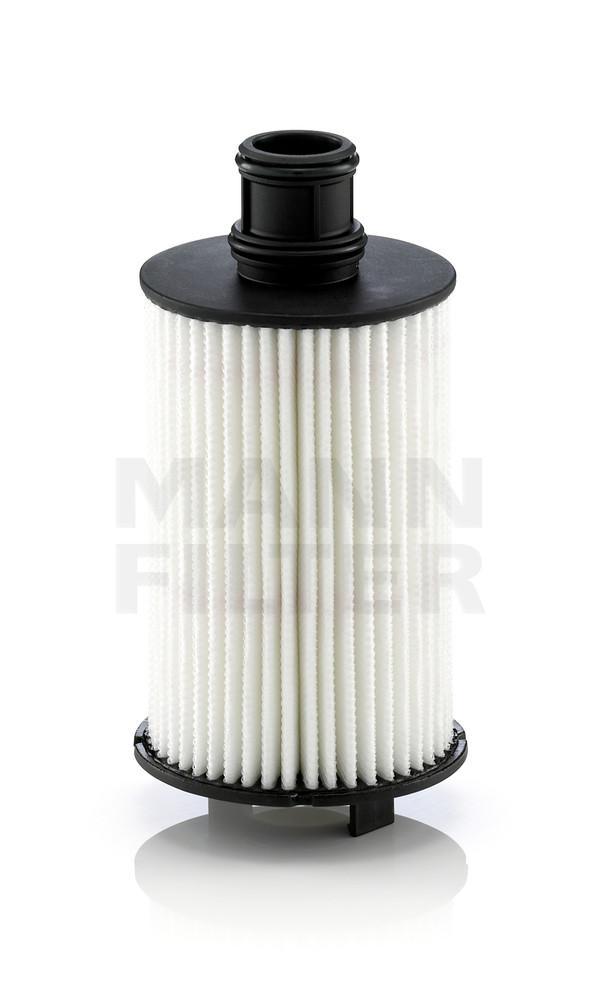MANN-FILTER - Engine Oil Filter - MNH HU 8008 Z