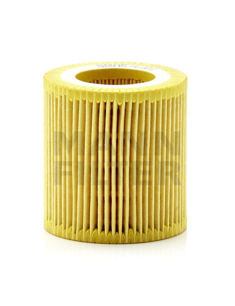 MANN-FILTER - Engine Oil Filter - MNH HU 8011 Z