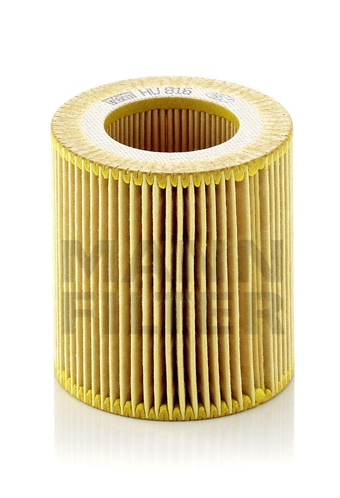 MANN-FILTER - Engine Oil Filter - MNH HU 816 Z KIT
