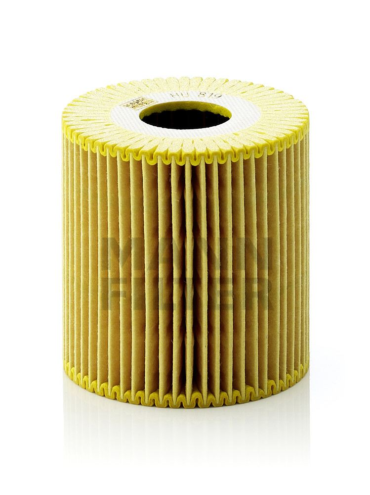 MANN-FILTER - Engine Oil Filter - MNH HU 819 X