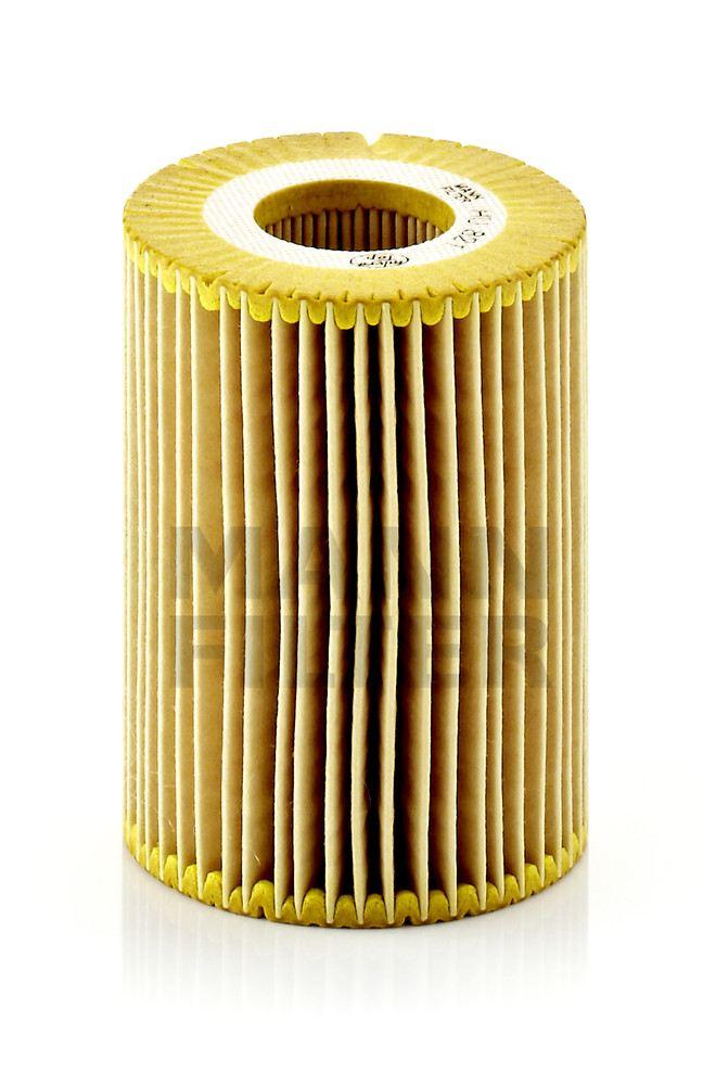 MANN-FILTER - Engine Oil Filter - MNH HU 821 X