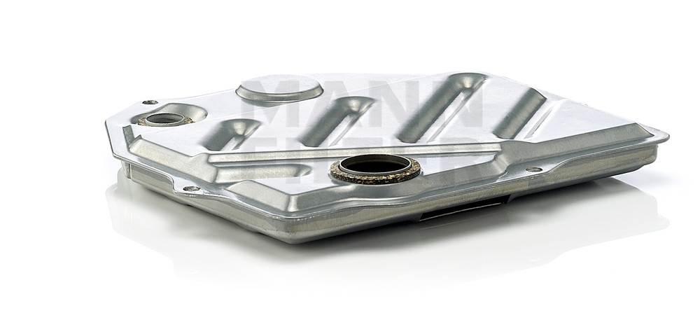 MANN-FILTER - Auto Trans Filter Kit - MNH H 2014