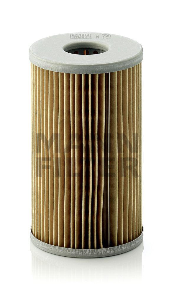 MANN-FILTER - Engine Oil Filter - MNH H 720 X