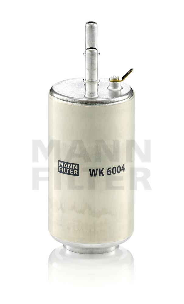MANN-FILTER - Fuel Filter - MNH WK 6004