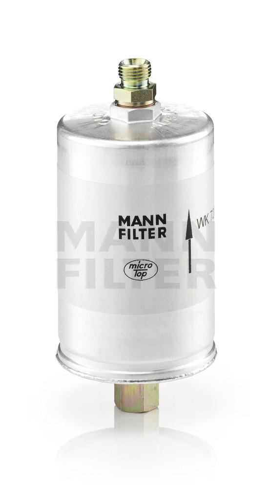 MANN-FILTER - Fuel Filter - MNH WK 726