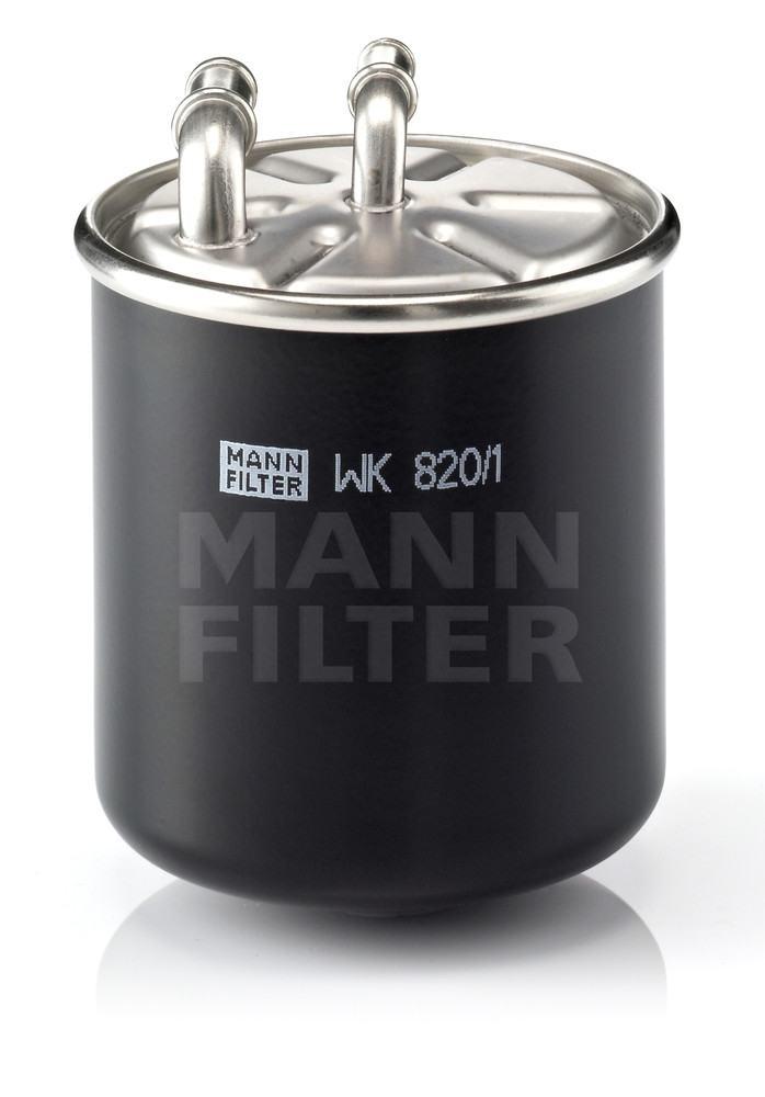 MANN-FILTER - Fuel Filter - MNH WK 820/1
