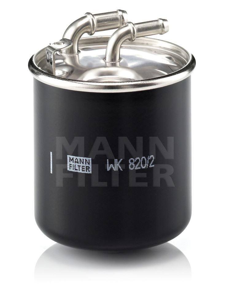 MANN-FILTER - Fuel Filter - MNH WK 820/2 X