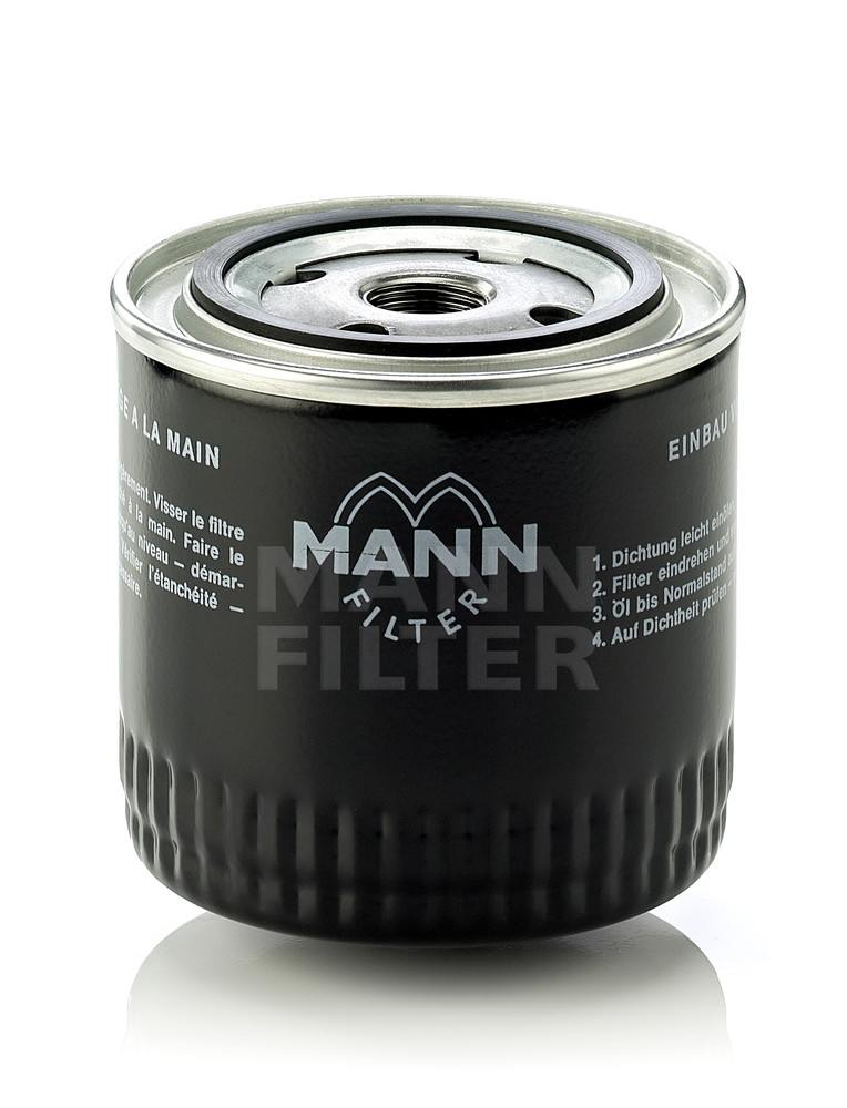 MANN-FILTER - Engine Oil Filter - MNH W 920/17