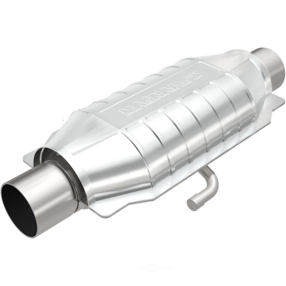 MAGNAFLOW NEW YORK CONVERTER - 2.50in. Universal California Pre-OBDII Catalytic Converter - MNY 334016