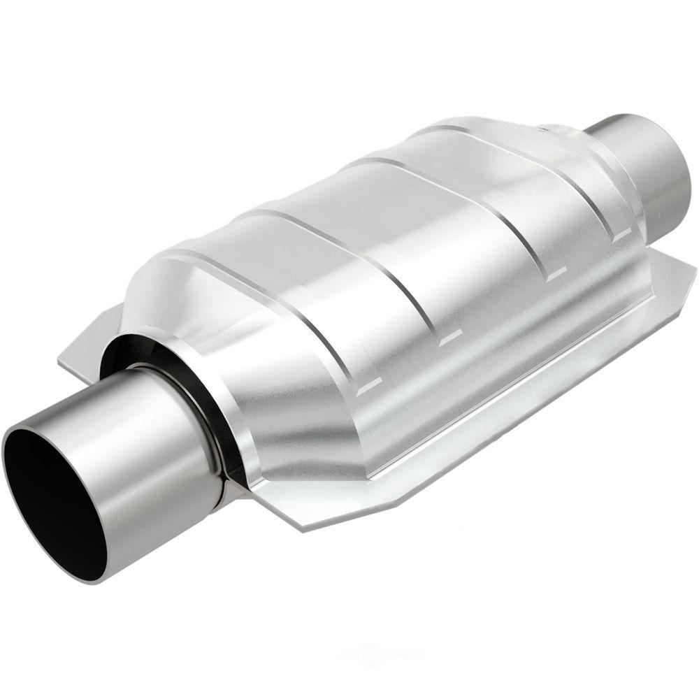 MAGNAFLOW NEW YORK CONVERTER - 2in. Universal California Pre-OBDII Catalytic Converter (Rear) - MNY 338104