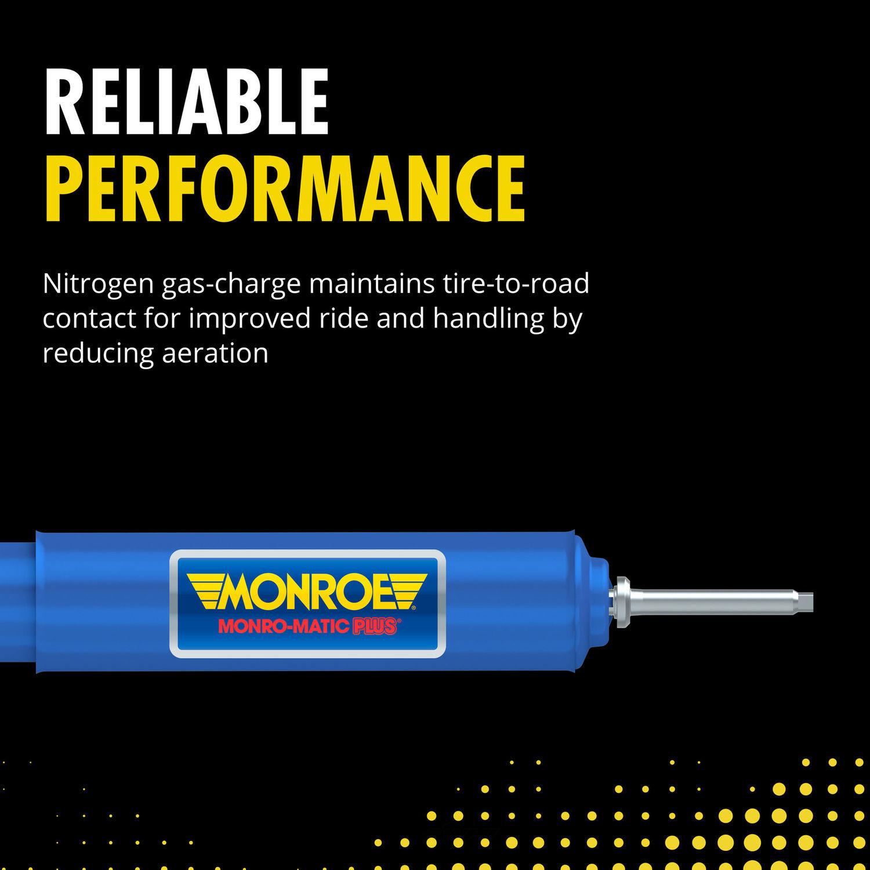 MONROE SHOCKS/STRUTS - Monro-Matic Plus Shock Absorber - MOE 31000
