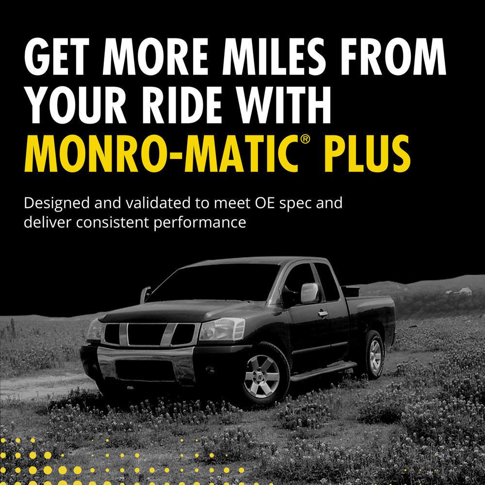 MONROE SHOCKS/STRUTS - Monro-Matic Plus Shock Absorber - MOE 33076