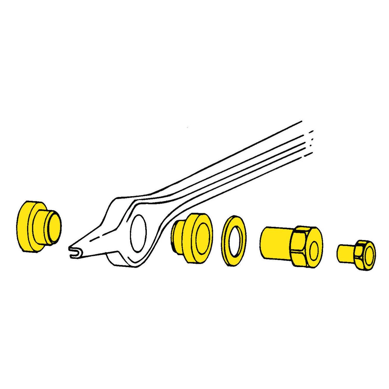 MOOG - Alignment Toe Adjuster - MOO K8585