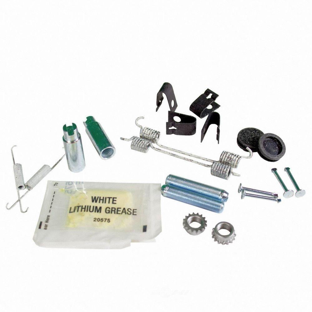 MOTORCRAFT - Drum Brake Adjusting Spring Kit (Rear) - MOT BRSK-7303B