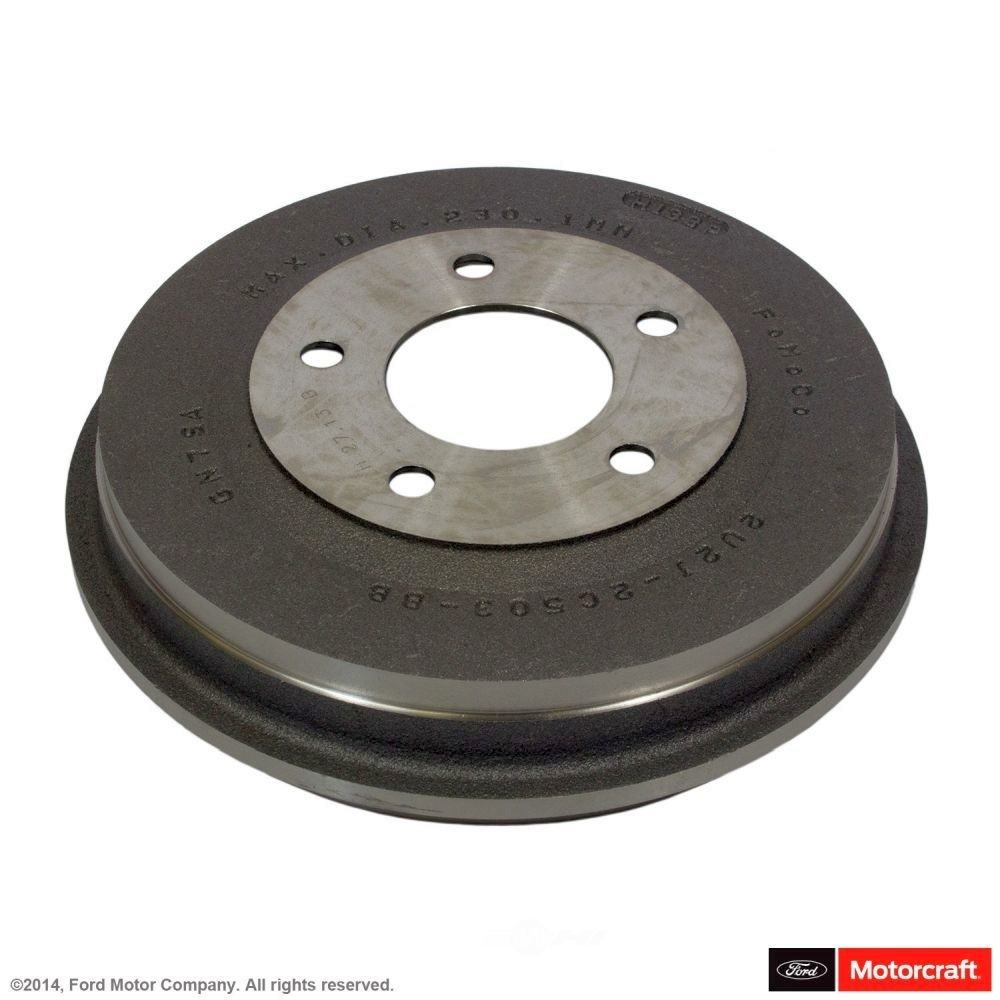 MOTORCRAFT - Brake Drum - MOT BRD-44
