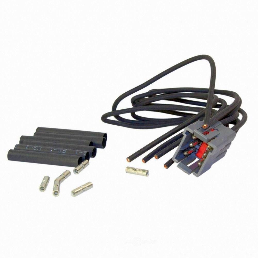 MOTORCRAFT - Electronic Brake Control Connector - MOT WPT-1004